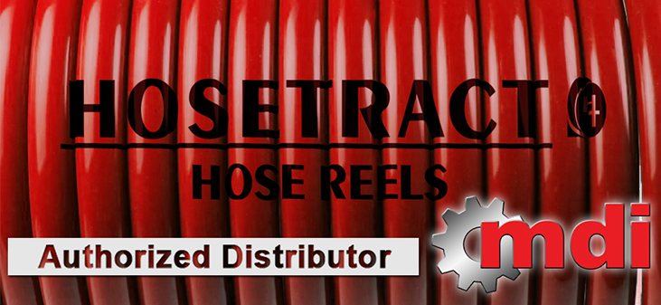 Hosetract Hose Reels from mdi